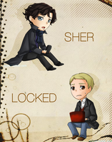 Sherlock: I am SHER Locked by ozamham