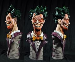 The man who laughs - zombie version by Alter-Ego-Dezines