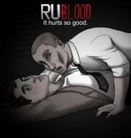 Ru Blood by StrangeWeirdo