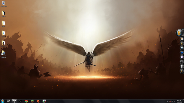Desktop May 2014 by iGamer