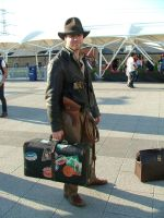 MCM Expo: Indiana Jones by LabyrinthLadyLover