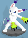 Endure Pose by gatomon