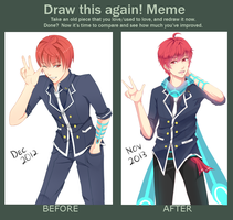 Improvement Meme by Mellanthe