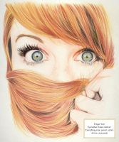 Ginger Hair by Art-in-Crescendo