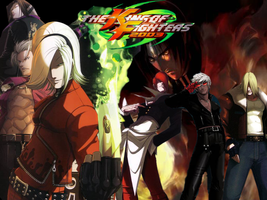 King of Fighters 2003 by kurotsuchi-666