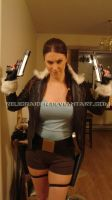 Tomb Raider 2 Bomber Jacket 5 by RelicRaider