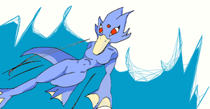golduck mine by jason-the-13th