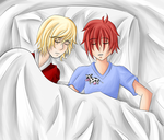 Talesof69Min - Sleepover by RollingTomorrow