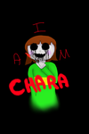Chara by redfeather522