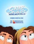 Poster - Game Grumps Animated in Winter 2016 by andrewk