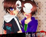 Crycest - He is mine by Nadi-Chan