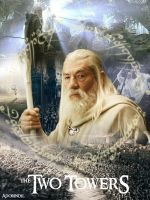 the glory of Gandalf 2.5 by adorindil