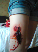 Bodyart by EleanorAnsell