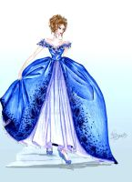 Tribute: Cinderella. by DsBerries