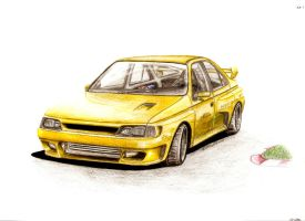 Peugeot 405 by LukeDesigns