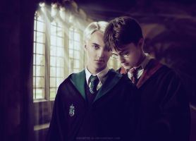 Drarry by chouette-e