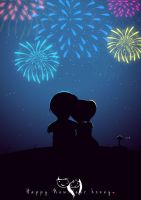 Happy New Year Honey by setSET08