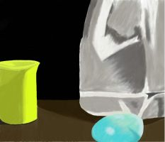 Dude, its an egg by KArtWorks
