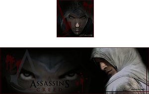 AssassinS Creed Avatar + Sign by xxRiKu