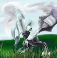 A wild-OH SWEET ARCEUS! by dragonwarsro