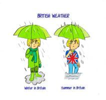 APH -TYPICAL BRITISH WEATHER! by barmybritishbird