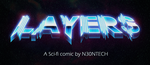 LAYERS Comic Logo by Vosunii