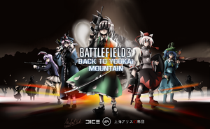 BF3: Back To Youkai Mountain by SSgt-LuLZ