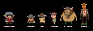 DwarfBoy Cast by ItsJustin