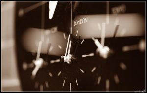 london time by haq