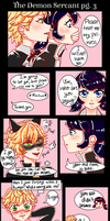 The Demon Servant Ch.1 pg. 3 ML comic by PatchedUpArtist