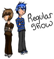 Regular Show? by RawrImmmaDinosaur