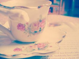 a cup of vintage by RihamTheOne