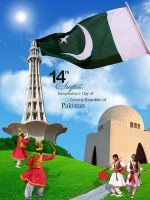 63rd Independence Day by 475