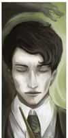 Tom Riddle by Hermy-one