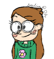 mabel [best attempt] by Nedrian