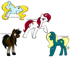 MLP Adoptables 6- CLOSED by PrussianAdoptables