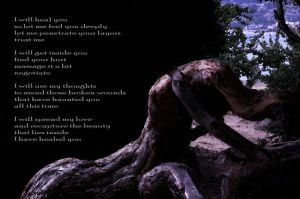 Healing Words 2012 by creativemikey