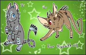 Adopt Trade .:Kycatt:. by The-F0X