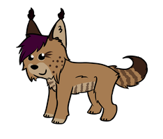 Chibi commision for EvelynWolfAngel by Afna2ooo
