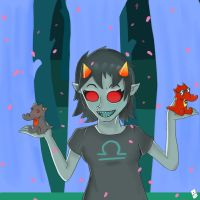 Terezi by PuddingOfDeath
