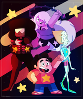 Steven Universe by Domestic-hedgehog