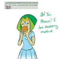 Muffins by Ask-Princess-Lily