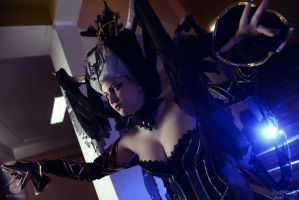 Lineage. Enira.  Through the darkness by PlatinumEgoist