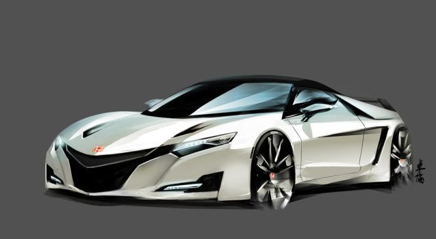 NSX by Nism088
