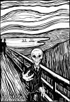 The Silence - The Scream by Asaph