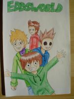 Eddsworld - Crew by 7thDeath