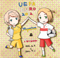 EURO 2012!! by blackbunny331