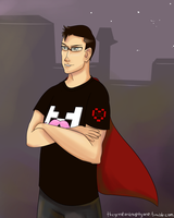 Markiplier's Heroes by ForegoneConclusion