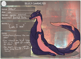 Sthir Ref by purrcatory