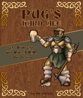 Pug's Hard Ale by Kittensoft